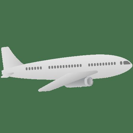 Air Plane Flying to Cincinnati